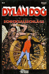 Dylan Dog, Band 22, Schwarzer Klecks