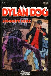Dylan Dog, Band 24, Schwarzer Klecks