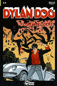 Dylan Dog, Band 26, Schwarzer Klecks