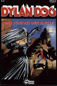 Dylan Dog, Band 29, Schwarzer Klecks