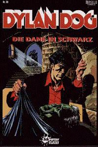 Dylan Dog, Band 30, Die Dame in Schwarz