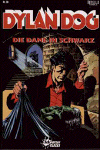 Dylan Dog, Band 30, Schwarzer Klecks