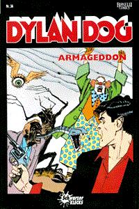 Dylan Dog, Band 36, Armageddon