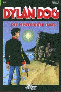 Dylan Dog, Band 37, Die mysteri�se Insel