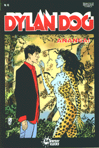 Dylan Dog, Band 41, Schwarzer Klecks