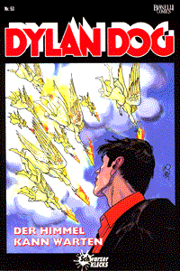 Dylan Dog, Band 53, Schwarzer Klecks