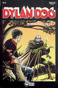 Dylan Dog, Band 58, Rasierklinge