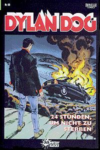 Dylan Dog, Band 60, 24 Stunden, um nicht zu sterben