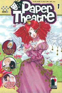 Paper Theatre, Band 1,
