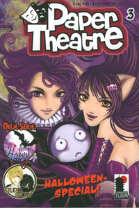 Paper Theatre, Band 3, Schwarzer Turm