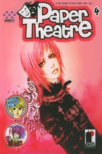 Paper Theatre, Band 4, Schwarzer Turm