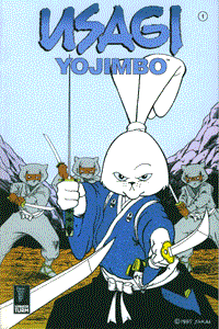 Usagi Yojimbo, Band 1, Die Kopfgeldj�ger