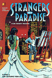 Strangers in Paradise, Band 2, Speed Comics