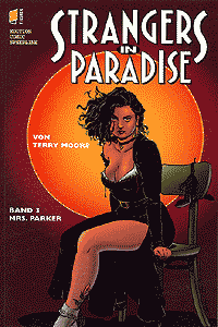 Strangers in Paradise, Band 3, Mrs. Parker