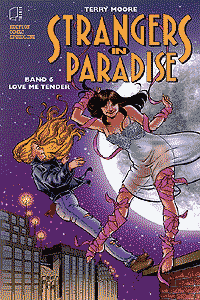 Strangers in Paradise, Band 6, Speed Comics