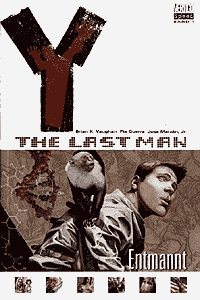 Y-The last man (Speed), Band 1, Speed Comics