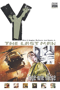 Y-The last man (Speed), Band 2, Speed Comics