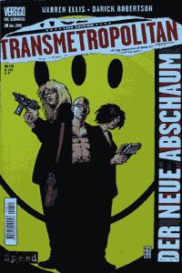 Transmetropolitan, Band 10, Speed Comics