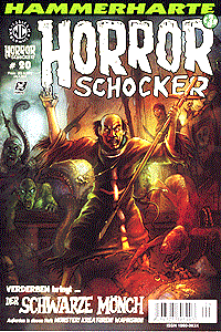 Horrorschocker, Band 20, Weissblech Comics