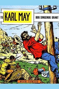 Karl May [comic], Band 15, Wick Comics