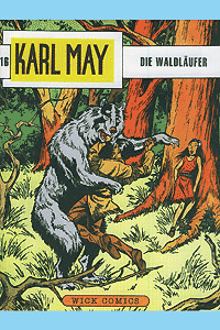 Karl May, Band 16, Wick Comics