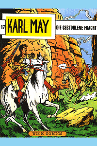 Karl May, Band 17, Die gestohlene Fracht