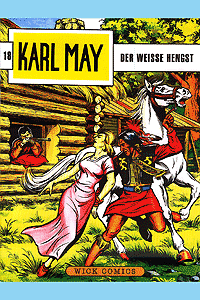 Karl May, Band 18, Der weisse Hengst