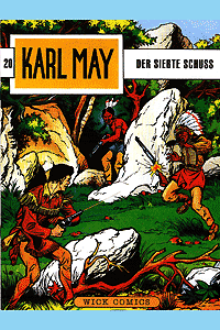 Karl May, Band 20, Wick Comics