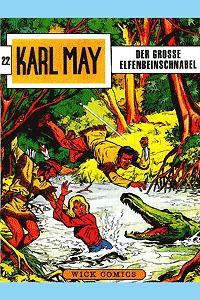 Karl May, Band 22, Der grosse Elfenbeinschnabel