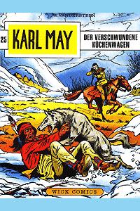 Karl May, Band 25, Der verschwundene Küchenwagen
