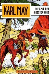 Karl May, Band 81, Die Spur der grossen Herde