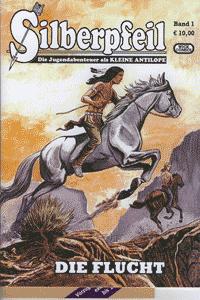 Silberpfeil - Die Jugendabenteuer als KLEINE ANTILOPE, Band 1, Wick Comics