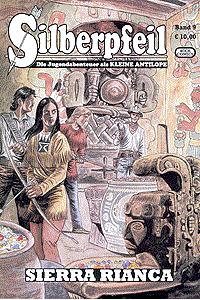 Silberpfeil - Die Jugendabenteuer als KLEINE ANTILOPE, Band 9, Wick Comics