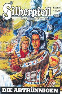 Silberpfeil - Der junge Häuptling, Band 26, Wick Comics