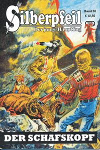 Silberpfeil - Der junge Häuptling, Band 28, Wick Comics