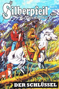 Silberpfeil - Der junge Häuptling, Band 32, Der Schlüssel