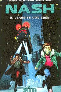 NASH [HC] [comic], Band 2, Splitter Comics | alt