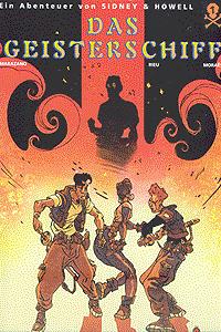 Die Abenteuer von Sidney & Howell, Band 1, Splitter Comics | alt