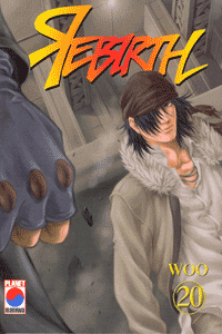 Rebirth, Band 20, Planet Manhwa