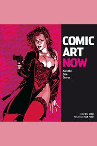 Comic Art Now, Einzelband, Kompendium