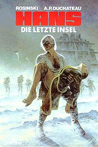 Hans, Band 1, Die letzte Insel