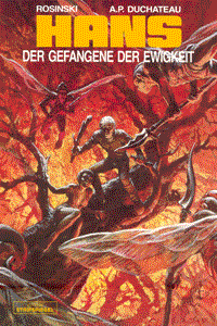 Hans, Band 2, Der Gefangene der Ewigkeit