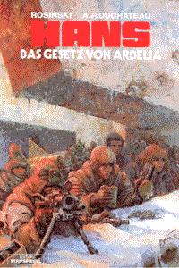 Hans, Band 5, Das Gesetz von Ardelia