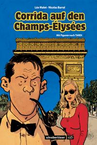 NESTOR BURMA, Band 8, Corrida auf den Champs-Élysées