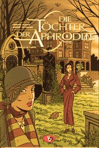 Die Töchter der Aphrodite, Band 1-3, Kriminal