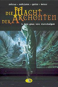 Die Macht der Archonten, Band 3, Bunte Dimensionen
