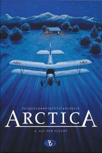 Arctica, Band 6, Bunte Dimensionen