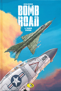 Bomb Road, Band 3, Bunte Dimensionen
