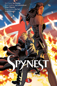 SPYNEST, Band 2, Bunte Dimensionen