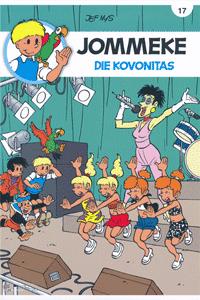 JOMMEKE, Band 17, Die Kovonitas